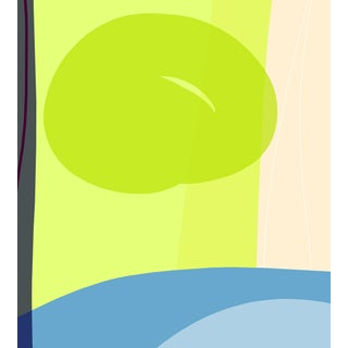 """""""Untitled # 56"""" Abstract Archival Digital Print by William P. Montgomery For Sale"""