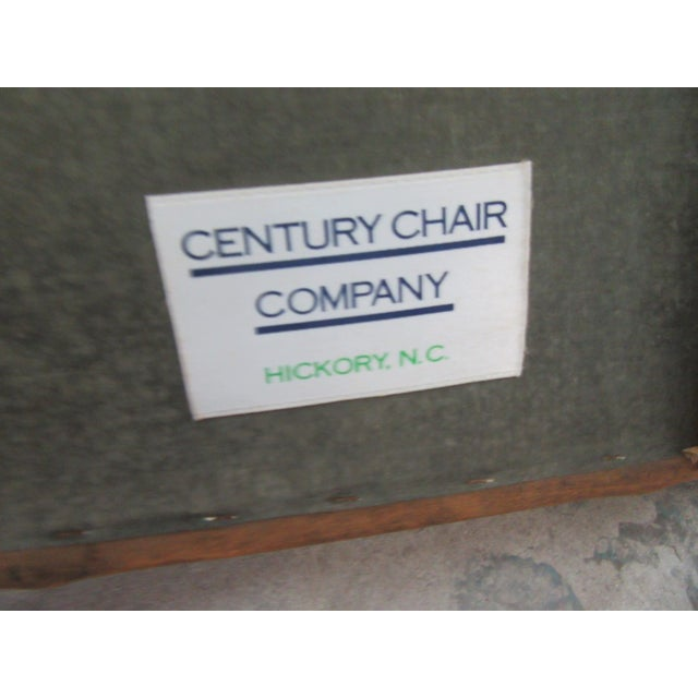 Faux Bamboo Chippendale Century Chairs- Set of 6 For Sale In West Palm - Image 6 of 8