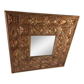 Vintage Gold Leaf Italian Mirror