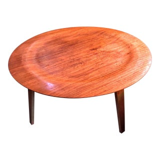 Charles and Ray Eames for Herman Miller Walnut Coffee Table For Sale