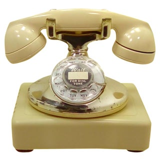 Western Electric Imperial 202 - Gold Plated For Sale