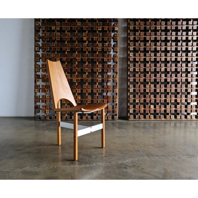 Leon Meyer Studio Occasional Chair, Circa 1977 For Sale - Image 4 of 10