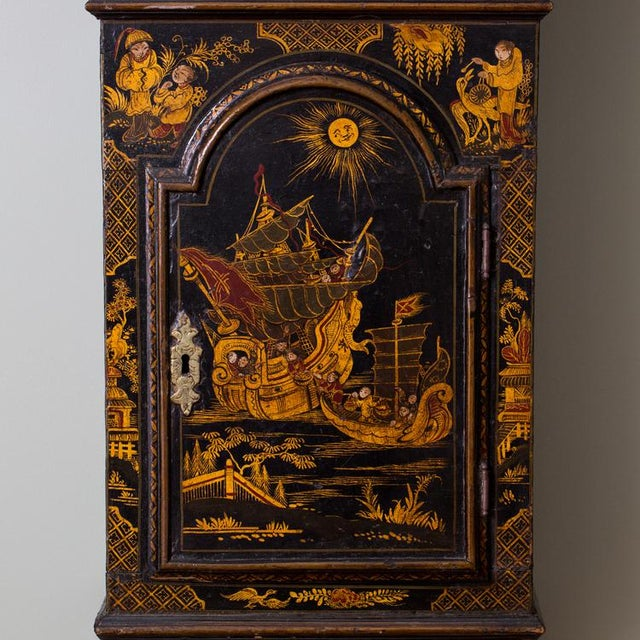 T. Green: Tavern Clock with an 8-day Timepiece Movement For Sale In New York - Image 6 of 6