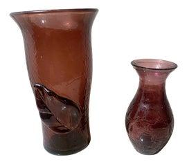 Image of Blenko Vases