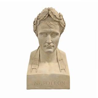 Napoléon Portrait Bust For Sale