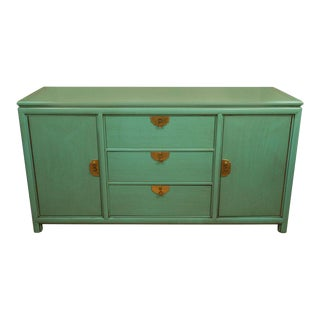 Thomasville Turquoise Chest For Sale