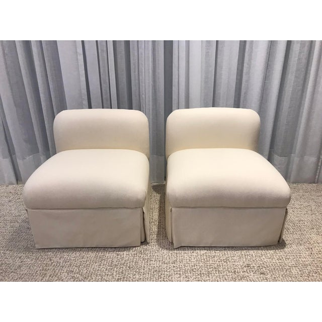"""Pearson """"Perching"""" Chairs - a Pair For Sale - Image 12 of 12"""