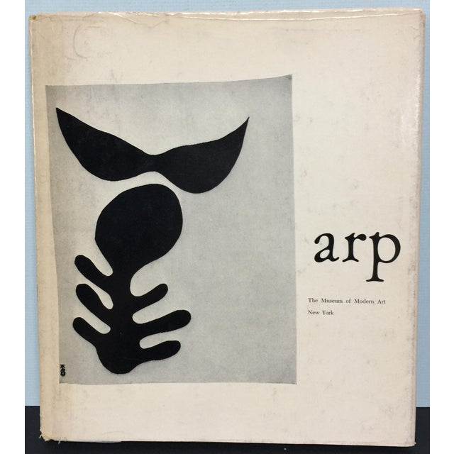 1957 Jean Arp Book MoMA Book For Sale - Image 9 of 9