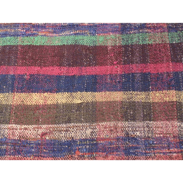 Red Pala Kilim For Sale - Image 8 of 10