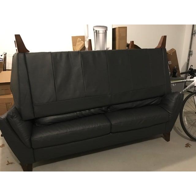 Miraculous Natuzzi Greccio Leather Sofa Lamtechconsult Wood Chair Design Ideas Lamtechconsultcom