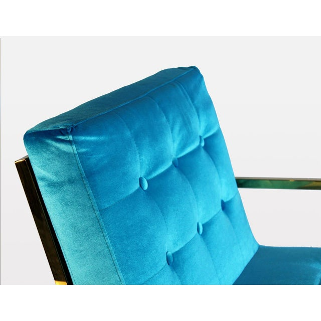 Pasargad DC Millan Collection Leisure Chair For Sale - Image 4 of 9