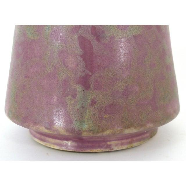 Vintage Burley Winter Conical Vase - Image 7 of 8