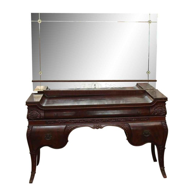 Vanity With Mirror - Image 2 of 10