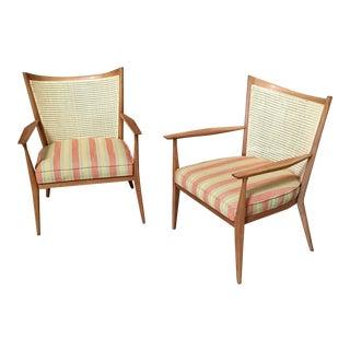 Paul McCobb Mid-Century Modern Lounge Chairs - a Pair