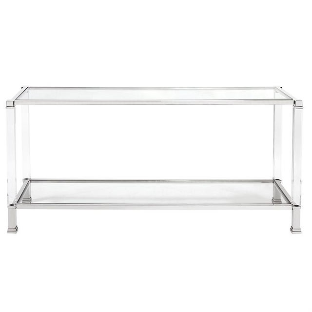 2020s Kenneth Ludwig Chicago Claire Console Table For Sale - Image 5 of 5
