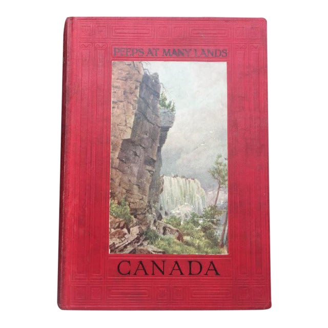 Peeps At Many Lands Canada by J.T. Bealby For Sale