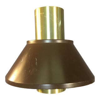 1960s Danish Fog & Morup Hanging Pendant Lamp For Sale