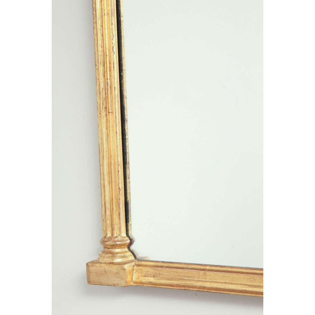 Wood Pair of Federal Pier Mirrors For Sale - Image 7 of 10