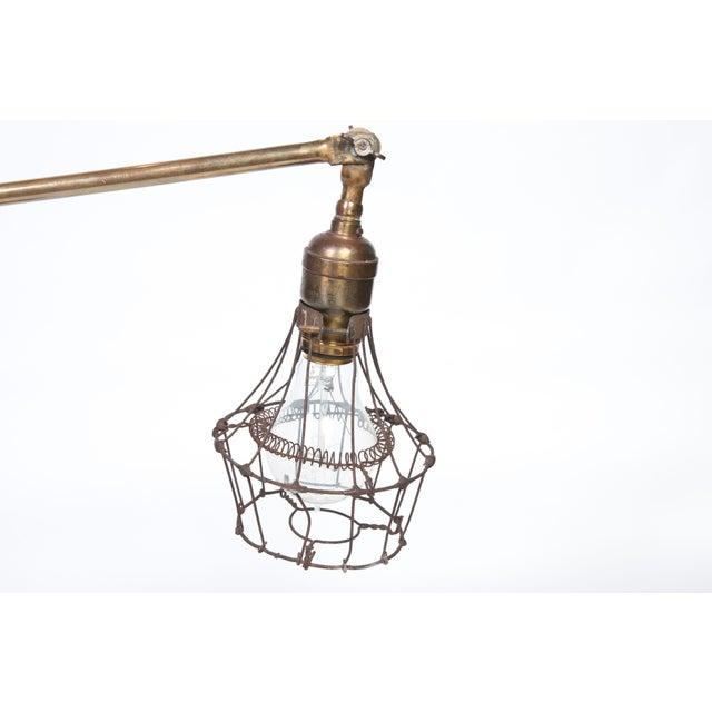Brass Desk Lamp - Image 3 of 3
