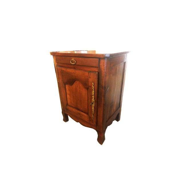 Little Antique French Buffet For Sale - Image 11 of 11