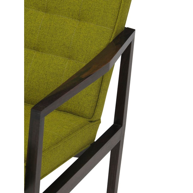 Forma Brazil Rosewood Lounge Chair For Sale - Image 9 of 10