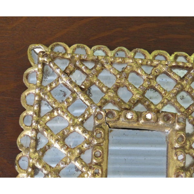 Antique Accent Mirror For Sale In Philadelphia - Image 6 of 10