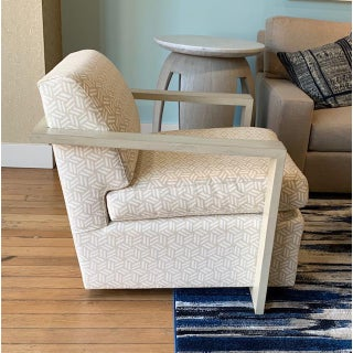 Vanguard Furniture Troy Chair Showroom Sample Preview