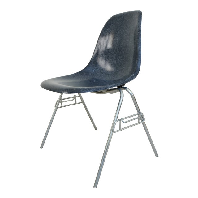 1960s Mid-Century Modern Herman Miller for Eames Shell Chair For Sale