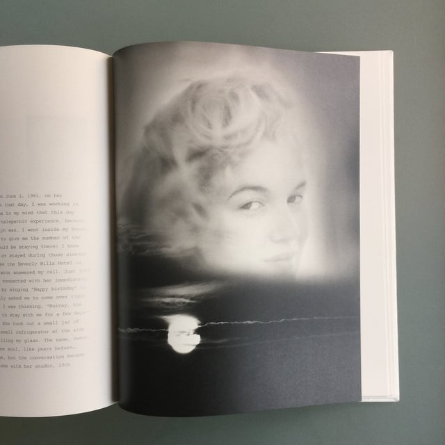 "Yellow ""Marilyn"" by Andre De Dienes Taschen Hardcover Oversize Boxed Book For Sale - Image 8 of 12"