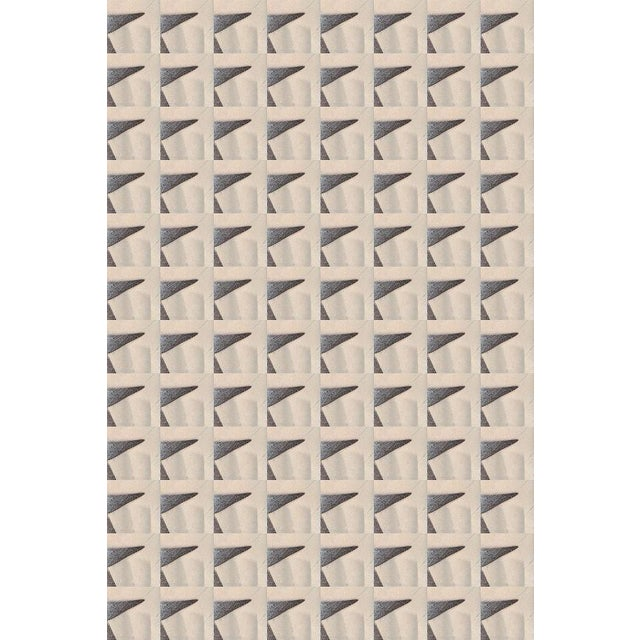 Houndstooth Cosmic Medium Wallpaper For Sale
