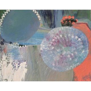 "Josette Urso ""Almost April"" Painting, 2018 For Sale"