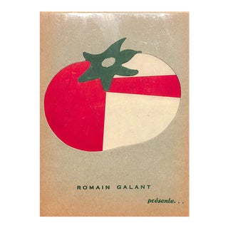 "La Tomate by ""Romain Galant"" For Sale"