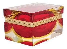 Image of Art Glass Organization Accessories