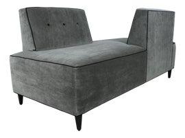 Image of Gray Standard Sofas