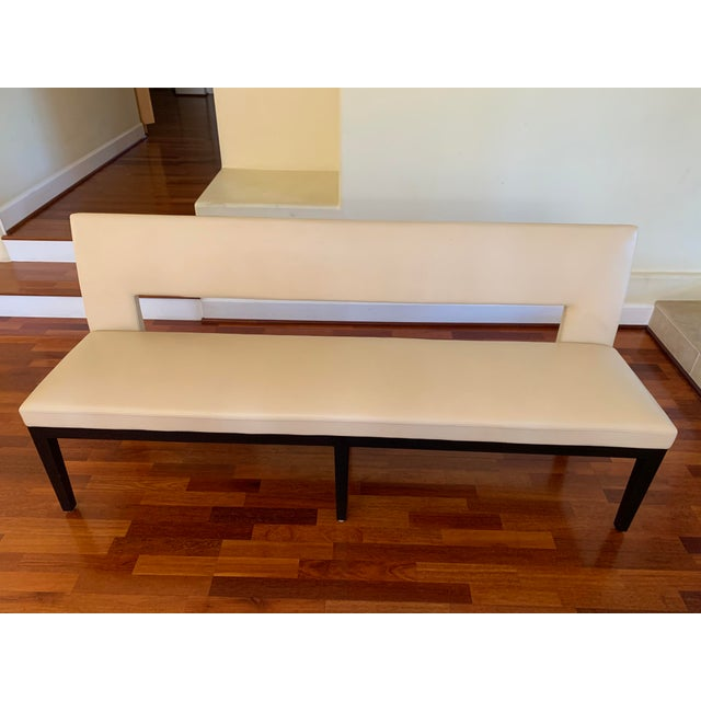 Holly Hunt Velin Bench For Sale In San Francisco - Image 6 of 6