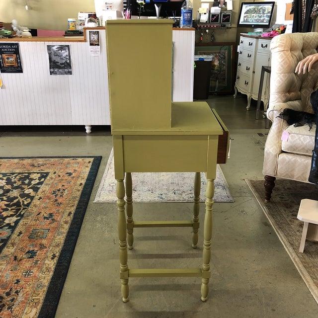 Green Johnson Handley Johnson Antique Desk For Sale - Image 8 of 10