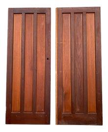 Image of Wood Exterior Doors