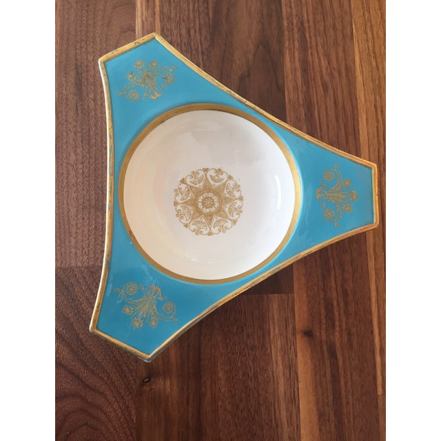 Vintage Mottahedeh Catchall Dish - Image 4 of 10