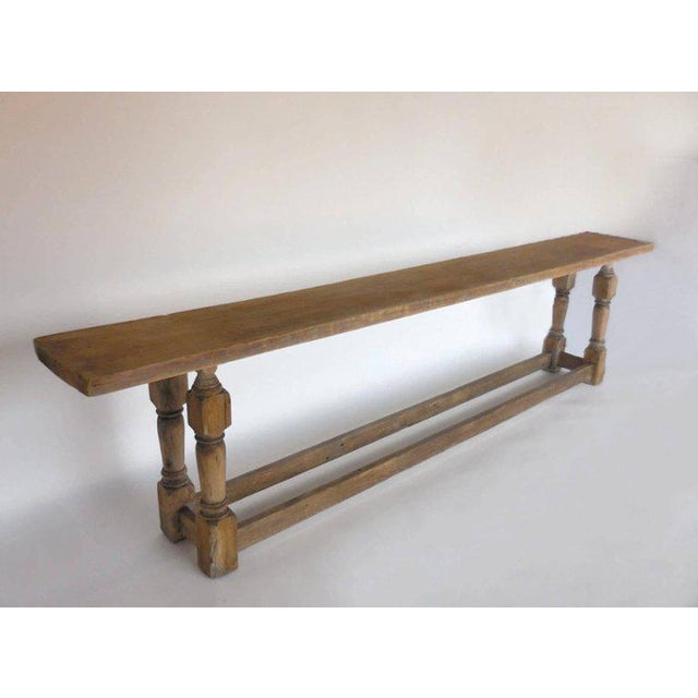 Large Scale, but Narrow Console For Sale - Image 10 of 10