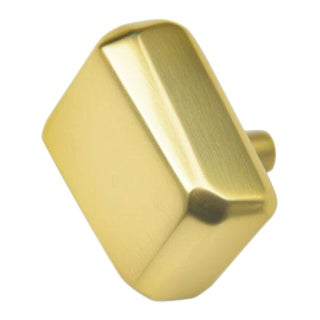 Bryon Pull - Satin Brass - Small For Sale
