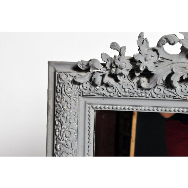Early 20th Century Napoleon III Style Mirror For Sale - Image 5 of 11