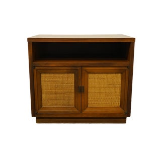 "Lane Furniture Mid Century Modern 26"" Cabinet Nightstand 371-31 For Sale"