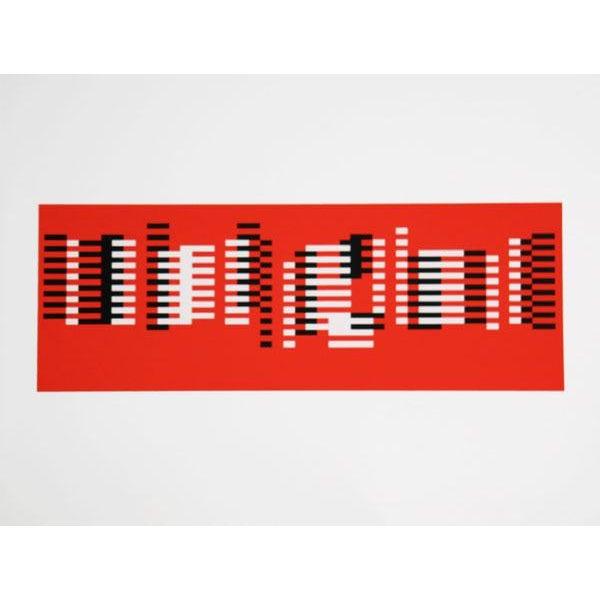"Josef Albers ""Portfolio 1, Folder 8, Image 1"" - Image 2 of 3"