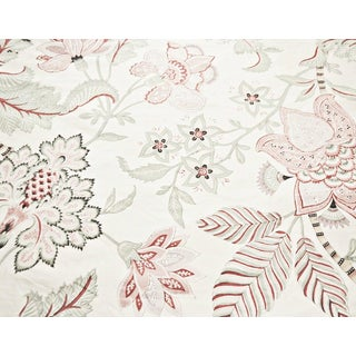 Bennison Banyan Silk Designer Fabric by the Yard For Sale