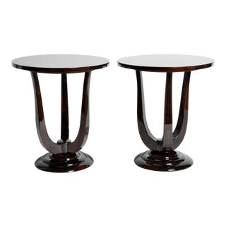 Mid-Century Style Side Table- A Pair For Sale
