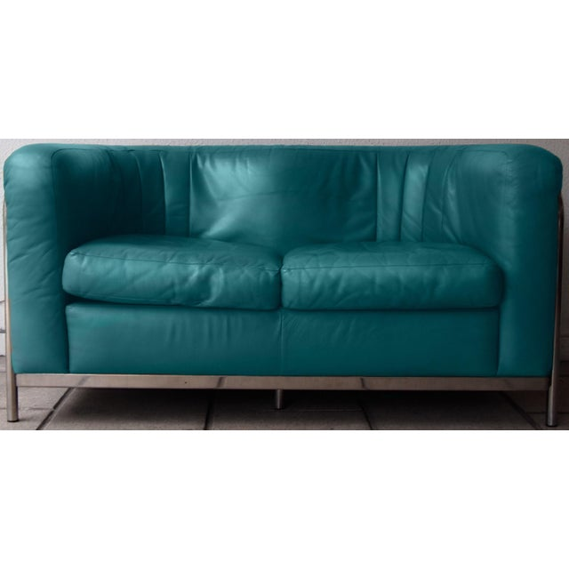 1980s Last Call Paolo Lomazzi for Zanotta Italia Onda Sofa For Sale - Image 5 of 6