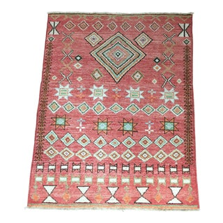 Contemporary Moroccan Rug For Sale