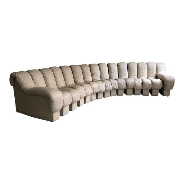 Admirable 1970S Vintage De Sede Ds600 Non Stop Sectional Sofa Chairish Creativecarmelina Interior Chair Design Creativecarmelinacom
