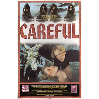 Careful 1996 Canadian One Sheet Film Poster For Sale