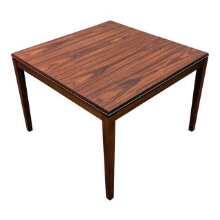Vintage Danish Mid Century Rosewood Side Table - Axl For Sale